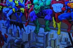 Детские комнаты — Супергерои