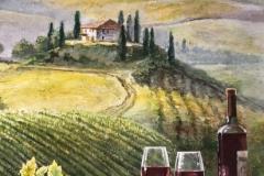 Пейзажи — Виноделие