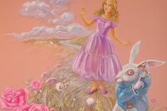 Детские комнаты — Алиса