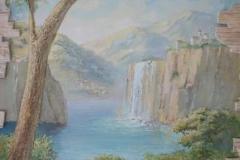 Пейзажи — Водопад