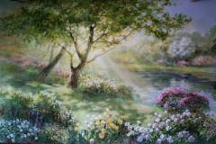 Пейзажи — Сад