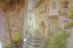 Архитектура — Испанский дворик