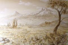 Пейзажи — Арарат