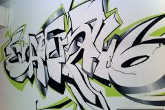 Детские комнаты — Граффити