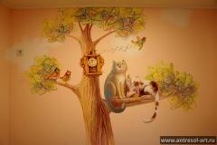 Детские комнаты — Зверьки
