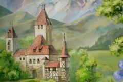 Детские комнаты — Замок