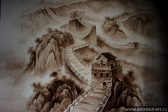 Восток — Китайская стена